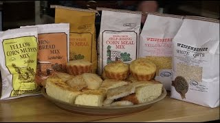 Old Fashioned Kentucky Grits and Skillet Corn Bread with Sally Weisenberger