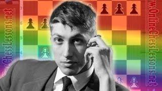 Bobby Fischer Muestra Como Jugar la Defensa Siciliana - Variación Najdorf!