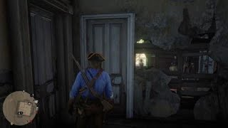Red Dead Redemption Marston Privacy