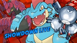 Pokemon Showdown Live: Revenge against the low ladder