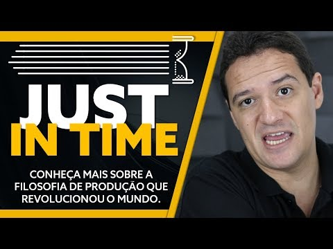 "JUST IN TIME: o que é ""just in time""? Como funciona o ""just in time""?"