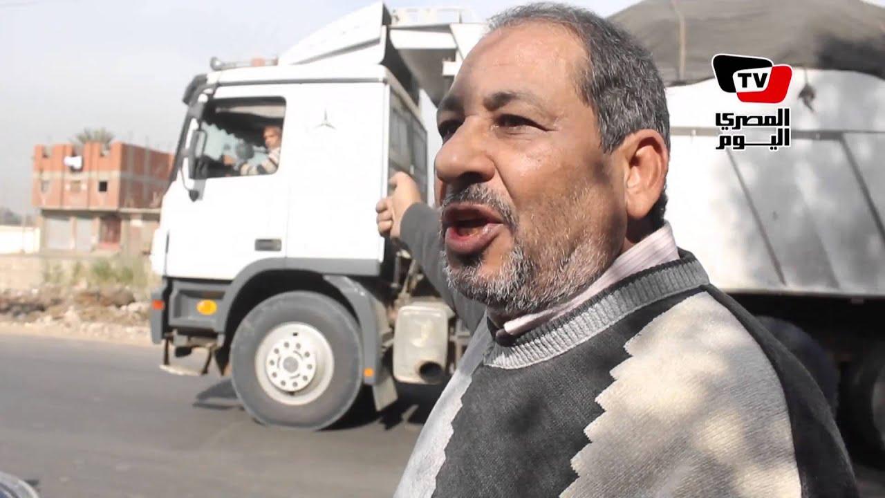 المصري اليوم: شاهد عيان يروي تفاصيل الهجوم علي كمين المنوات بطريق سقارة