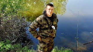 Утренний Клёв Карася на Сказочном Месте Рыбалка в Башкирии