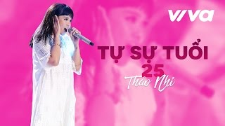tu su tuoi 25 - truong thao nhi  audio official  sing my song 2016