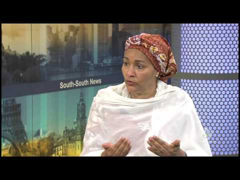 Amina Mohammed, Assistant Secretary-General, Special Advisor, Post 2015 Development Planning