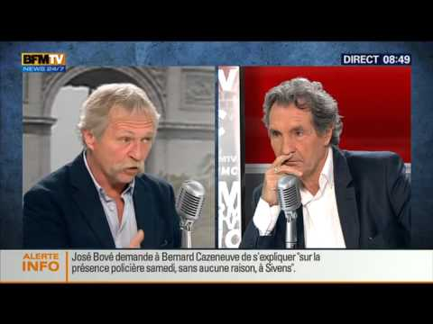 Bourdin Direct: José Bové - 28/10