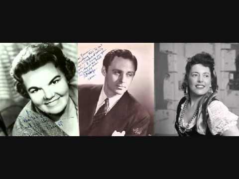 Eleen Farrell, Martha Lipton & Norman Scott-Medea-
