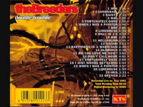 The Breeders - Double Troube (pt 2)