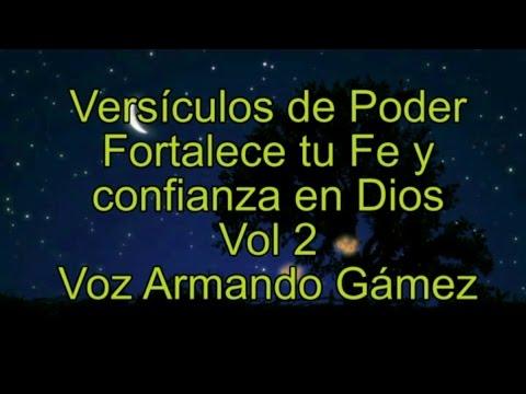 Versículos de la Biblia para confiar en el poder de Dios.