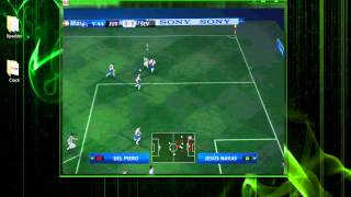 Pro Evolution Soccer 2010 pc gameplay