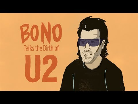 Bono on How U2 Began Inside Larry Mullen Jr.