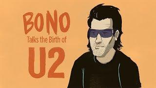 Bono on How U2 Began Inside Larry Mullen Jr.'s Kitchen, 1976