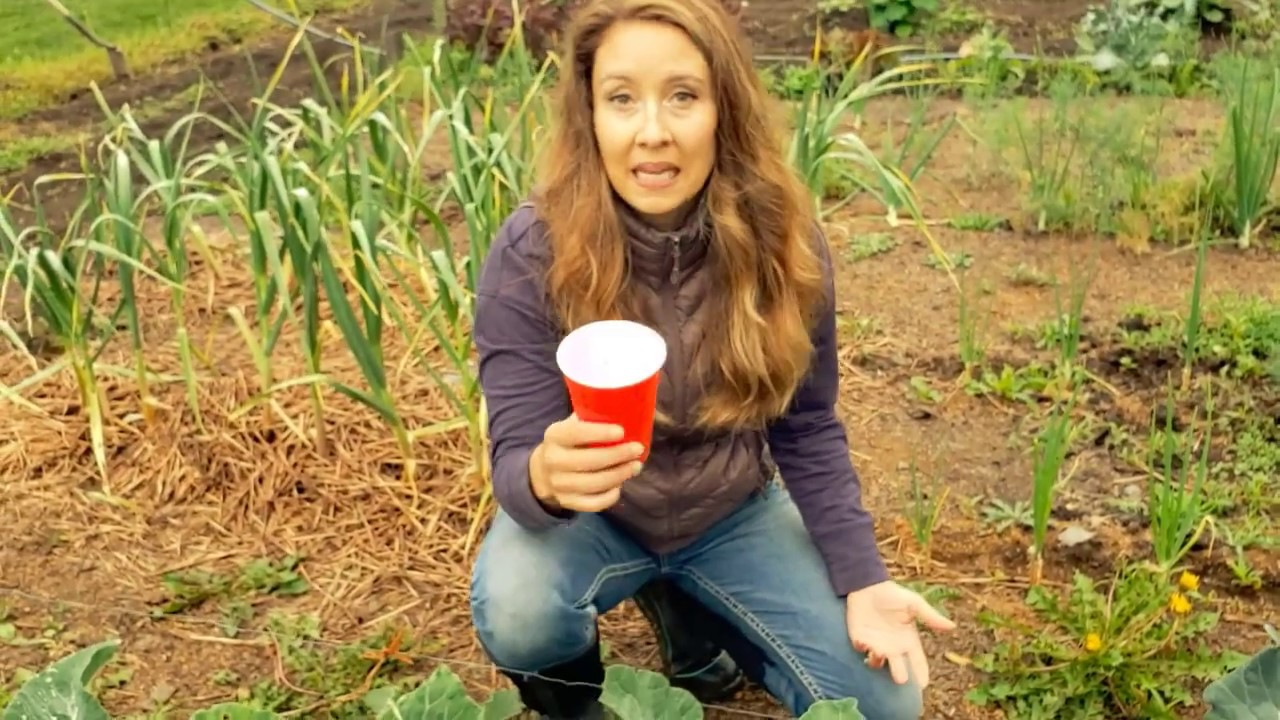 She DOUBLED the Vegetable Harvest by doing this ONE Thing | Summer Garden Tour
