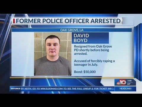 Oak Grove Arrests