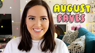 August Favourites! 🌸 Makeup, Music, TV Shows + More..