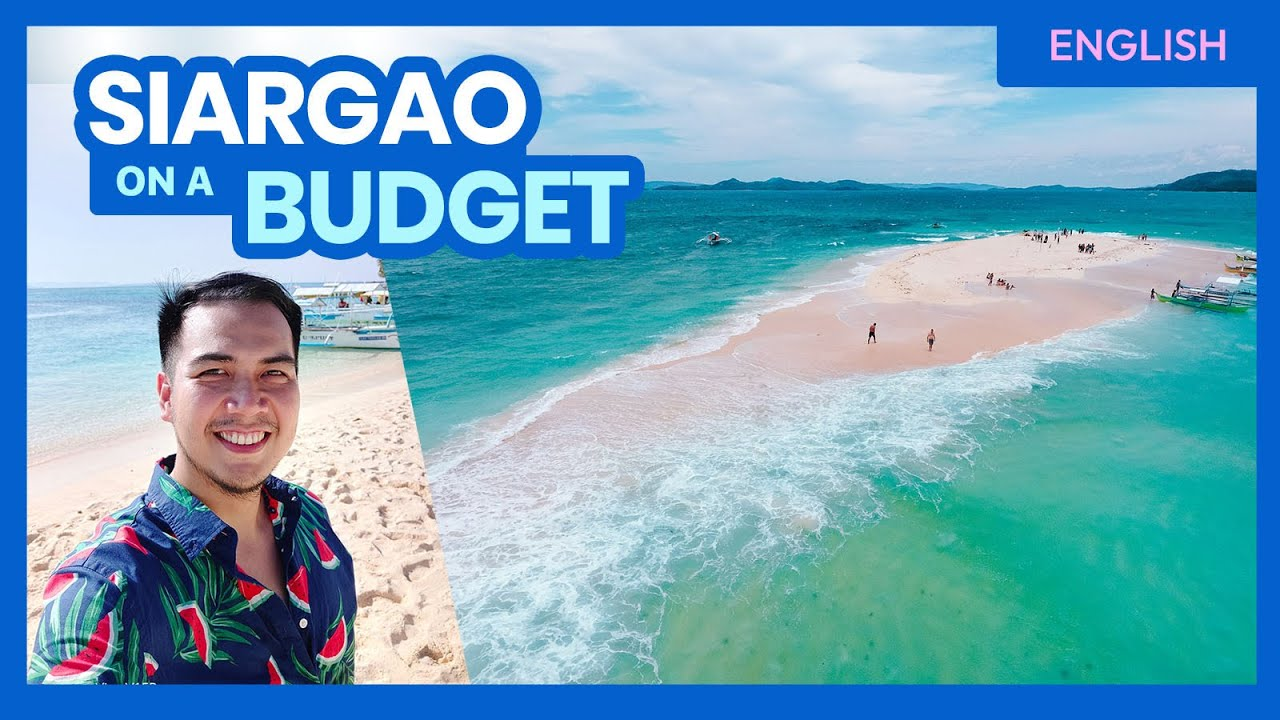 Download HOW TO PLAN A TRIP TO SIARGAO   Travel Guide Part 1