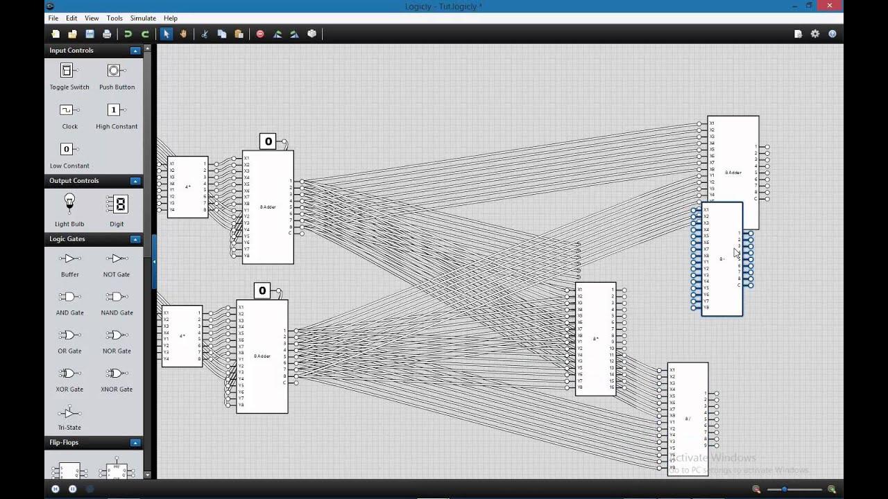 Logic Diagram Calculator Wiring Diagrams And Gate U2022 Solve Proofs