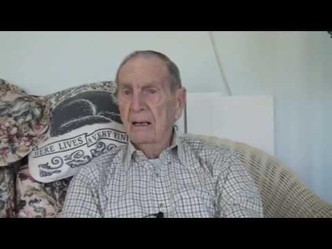 Interview with Joseph F. Borriello, WWII veteran.  CCSU Veterans History Project streaming vf