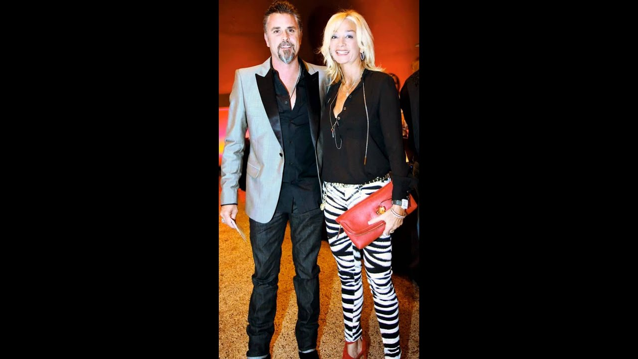 Richard Rawlings And Ex Wife Suzanne