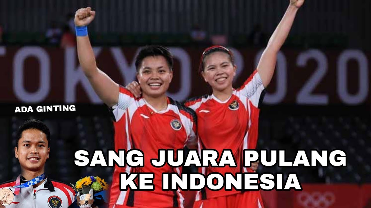 GRESYIA POLLI & APRIANI AKHIRNYA PULANG KE INDONESIA | ADA GINTING JUGAAAA ( EMASSSSSSS )
