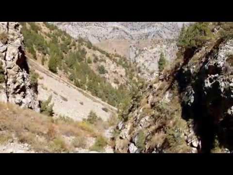 видео: Смородиновое ущелье Сайрамсу