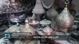 مصر العربية | النقش على النحاس .. جمال التراث وإندثار الحرفة