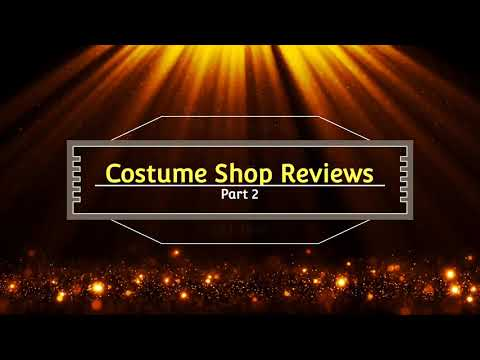 [Review] Various Cosplay Shops Part 2
