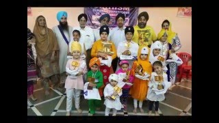 Sikhism Gurmat Competitions