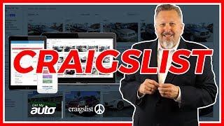 Craigslist Posting For Automotive Dealers - Craigslist Wizard - Get My Auto