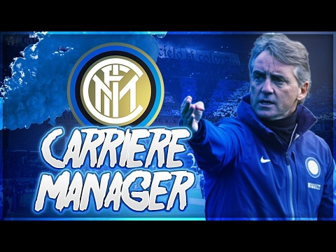 [FR] FOOTBALL MANAGER 2017 | #08 FC Internazionale Milano