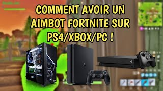 HOW TO HAVE A FORTNITE AIMBOT (PC/PS4/XBOX ONE) SUPER E-!!!