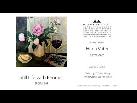 MONTSERRAT CONTEMPORARY ART - Hana Vater