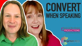Convert Audience Members When Speaking - with Alicia White
