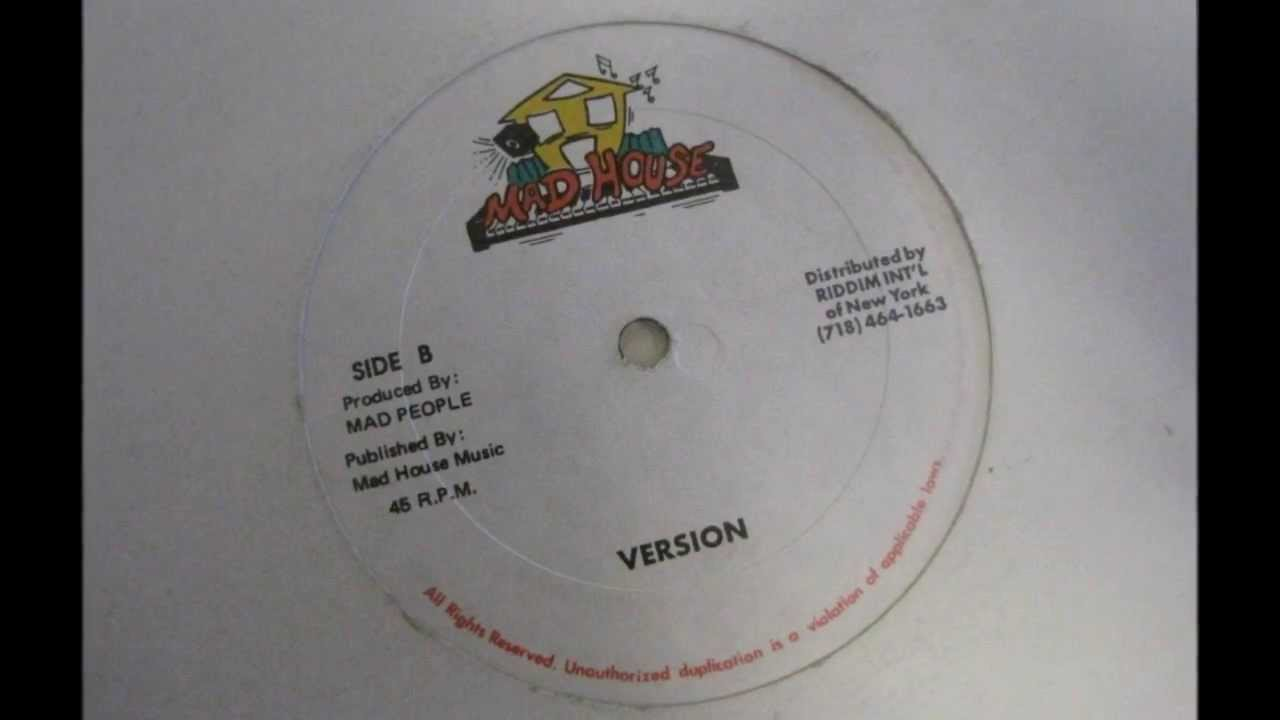 Instrumental version action riddim mad house 1991 for Classic house 1991