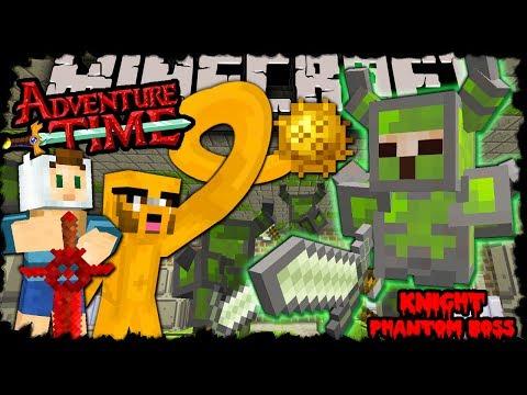 Minecraft: Adventure Time - Knight Phantom...