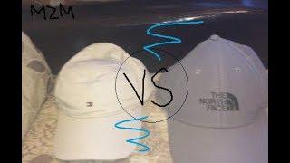 TH vs TNF(Кепари) обзор и реп баттл кепок
