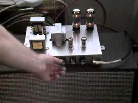 low budget 17 watt guitar amp squeal problem youtube. Black Bedroom Furniture Sets. Home Design Ideas