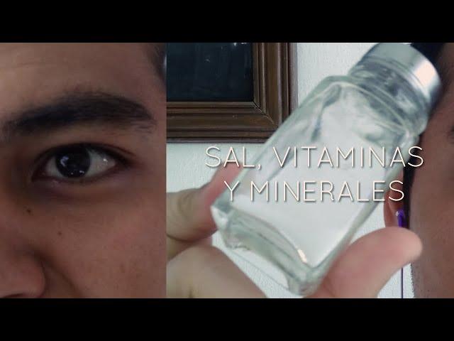 Sal, VItaminas y Minerales - PepeCocina