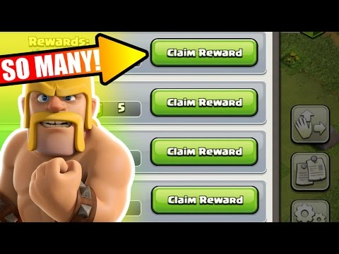 YOU NEED TO DECIDE WHAT I DO!! - Clash Of Clans - REWARD CLAIM OVERLOAD!