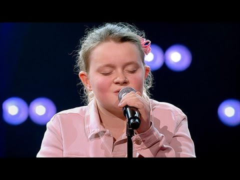 Merlijn - 'Don't Worry About Me' | Blind Auditions | The Voice Kids | VTM
