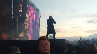 Slipknot people=shit live @Download 2019 front row