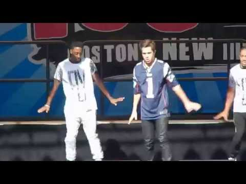 Austin Mahone Next To You - Amp 103.3 Birthday Bash HD