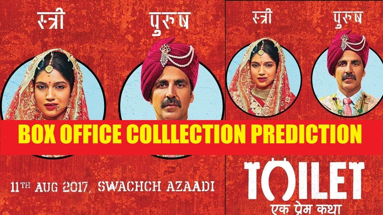 Toilet: Ek Prem Katha 2nd Day Box Office Collection