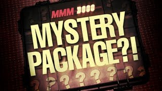 The Mystery Package Unboxing!