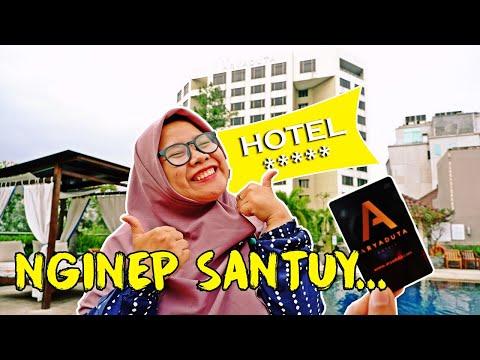 Diluar Ekspektasi‼ Review Hotel Aryaduta Bandung