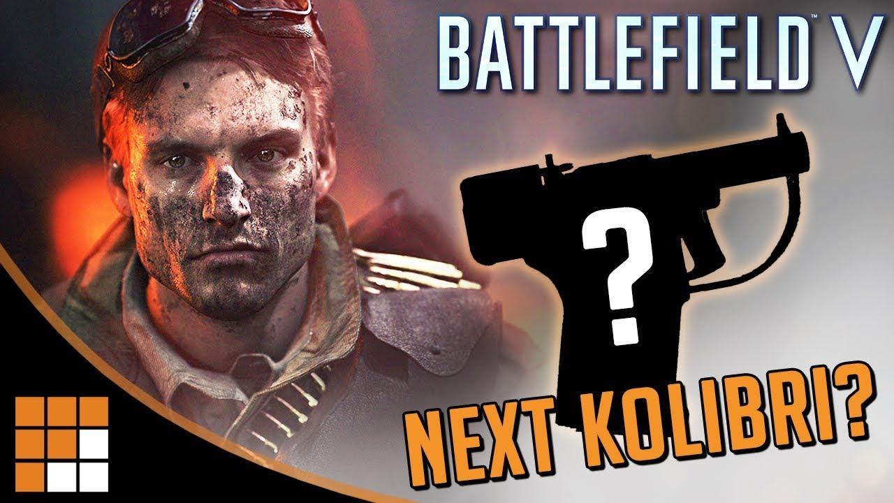 Battlefield V's Kolibri? The Tiny Pistol of World War II