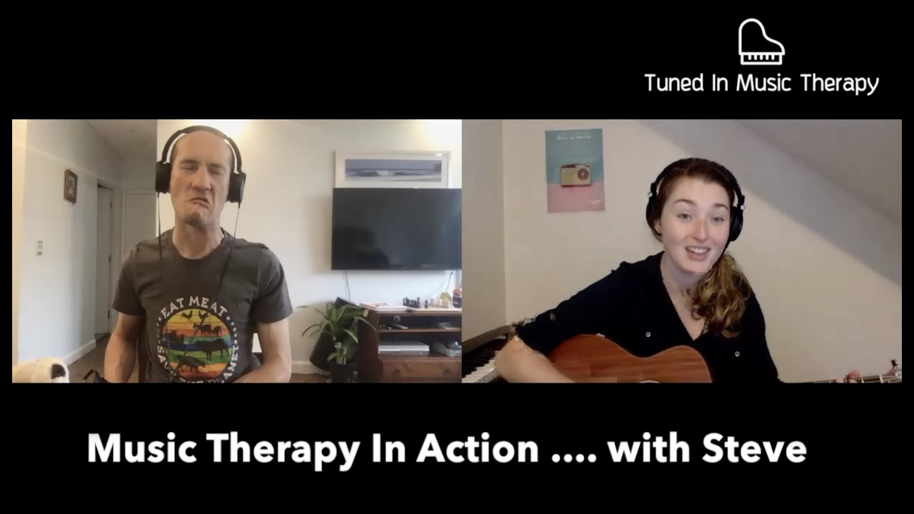 Music Therapy In Action - Communication Skills