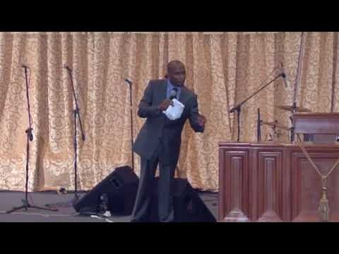 Pastor Zondo - Prophetic praise (part 1 of 3)