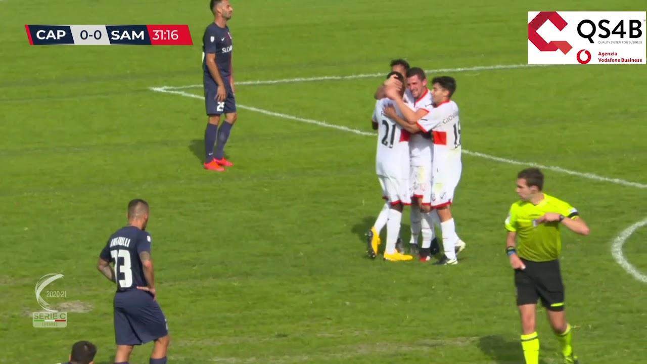 Carpi-Sambenedettese 2-0, gli highlights