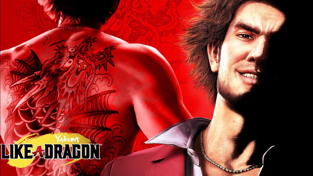 Yakuza Like A Dragon Music Video The Shift Gmv Youtube